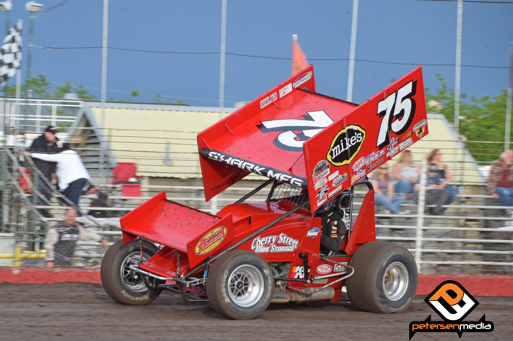Sean Becker Sprint Car Racing
