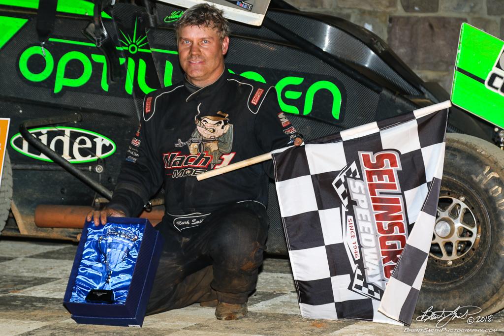 600 Zwerg auf der Susquehanna Speedway
