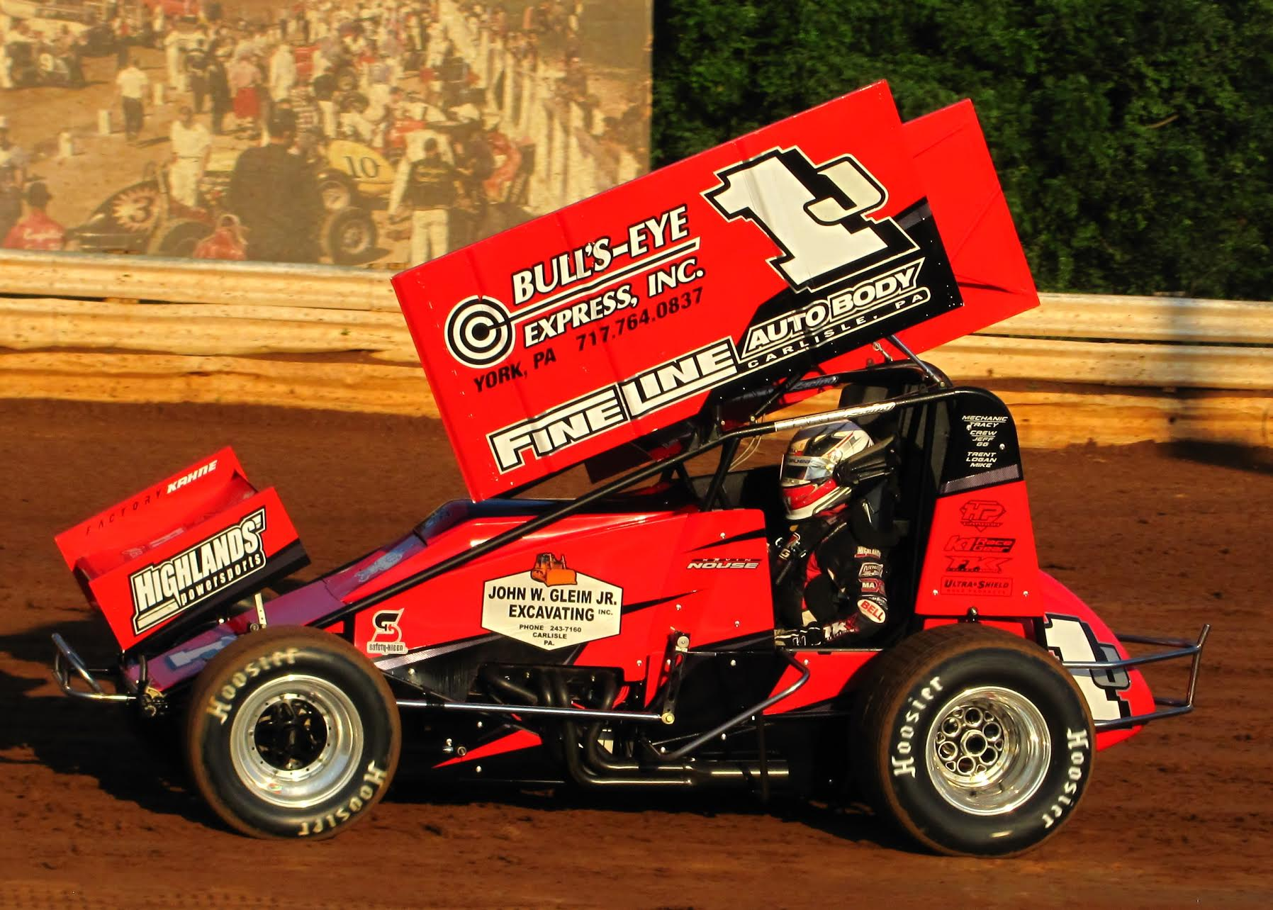 Kevin Nouse anxious to dabble in 410 Sprint Car racing for ...